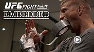 Watch the final preparations for Fight Night Chicago through the eyes of some of its biggest stars, including Miesha Tate, TJ Dillashaw, Jessica Eye, Paul Felder and more in the latest edition of this acclaimed Vlog series.