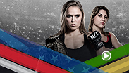 Listen to the media call with the main event headliners of UFC 190: Rousey vs. Correia live on Monday, July 27 at 5pm/2pm ETPT.