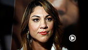 Undefeated Bethe Correia explains how she is not intimidated by Ronda Rousey, and how fighting on her home turf gives her extra motivation to defeat her. Rousey and Correia battle for the women's bantamweight title at UFC 190 in Rio de Janeiro, Brazil.