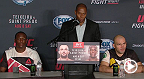 Watch the UFC Fight Night: Teixeira vs. Saint Preux Post-fight Press Conference live following the event.