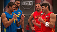 The fourth season of The Ultimate Fighter: Brazil culminates at UFC 190 as two new Ultimate Fighters will be crowned. Reginaldo Vieira takes on Dileno Lopes for the 135-pound crown, and Glaico Franca battles Fernando Bruno for the lightweight title.