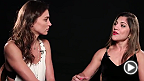UFC Correspondent Amanda Salvato talks with Bethe Correia about her opponent, champ Ronda Rousey, at UFC 190 in Rio. Correia speaks on Ronda's chances in the fight, being the first female UFC champion in Brazil, and more.