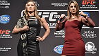 In this edition of Draft Kings Fantasy Facts, take an inside look at the numbers for Ronda Rousey, Bethe Correira, Shogun Rua, Rogerio Nogueira and more as they approach UFC 190 this Saturday in Rio de Janeiro, live on Pay-Per-View.