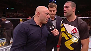 Shogun Rua gives his post-fight thoughts directly from the Octagon following his unanimous decision victory over Antonio Rogerio Nogueira, in their rematch at UFC 190.