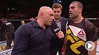 Shogun' Rua gives his post-fight thoughts directly from the Octagon following his unanimous decision victory over Antonio Rogerio Nogueira, in their rematch at UFC 190.