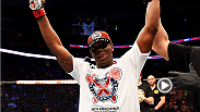 Megan Olivi sits down with light heavyweight Ovince Saint Preux and talks about his recent wins, his game plan, his training and more as he prepares to battle Glover Teixeira at Fight Night Nashville.