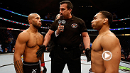"UFC flyweight champion Demetrious Johnson entered the Octagon ready to take on the toughest challenger he could have asked for in John ""The Magician"" Dodson having devastating KO power. Watch the two battle once again for title at UFC 191, in Las Vegas."