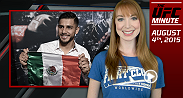 UFC Minute host Lisa Foiles discusses rising star Yair Rodriguez and previews his upcoming bout with Daniel Hooker at UFC 192 in Houston.