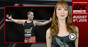 UFC Minute host Lisa Foiles previews some upcoming fight cards that are starting to take shape, including Jessica Eye at UFC 192 and Matt Brown at Fight Night Monterrey.