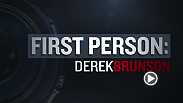 "Derek Brunson tells you about the love for his family, the hard work he puts into training, his fighting philosophy and much more in this candid profile. Brunson takes on ""Smile'n"" Sam Alvey this Saturday at Fight Night Nashville on FOX Sports 1."