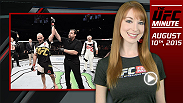 UFC Minute host Lisa Foiles looks back at the Fight Night Nashville main event victory of Glover Teixeira over Ovince Saint Preux.
