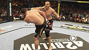 At first the fans booed, but changed their minds as soon as they saw the replay of Syliva's arm breaking during Mir's arm bar attempt. Next watch Frank Mir take on the hard hitting Andrei Arlovski at UFC 191, in Las Vegas.