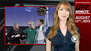 UFC Minute host Lisa Foiles looks at the announced UFC 194 main event of Jose Aldo vs. Conor McGregor for the undisputed featherweight title.