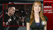 UFC Minute host Lisa Foiles runs down the card for Fight Night Saskatoon and tell you where you can find free content to get you ready.