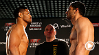 Watch again as Gegard Mousasi and Mark Munoz step into The Octagon as two of the middleweight divisions tops stars go to war. Gegard Mousasi next takes on Roan Carneiro in the co-main event at Fight Night Japan on FOX Sports 1.