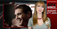 UFC Minute host Lisa Foiles has the details as Jordan Mein calls it a career after fighting 10 years as a professional and a 3-2 record in the UFC.