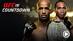 Go inside the training camps of UFC flyweight champion Demetrious Johnson and No. 1 contender John Dodson as they prepare for their rematch at UFC 191. Also, Mighty Mouse and The Magician look back at their first fight and break it all down.
