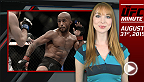 UFC Minute host Lisa Foiles briefly previews the three segments of Countdown to UFC 191 now live in the video section of UFC.com featuring Demetrious Johnson vs. John Dodson, Andrei Arlovski vs. Frank Mir, and Anthony Johnson vs. Jimi Manuwa.