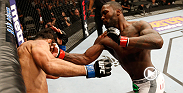 Anthony 'Rumble' Johnson breaks down the moves that have made him famous, including his wicked Left High Kick. Look for all Johnson's moves this Saturday as he takes on Jimi Manuwa at UFC 191 in Las Vegas, NV.