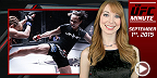 UFC Minute host Lisa Foiles takes a look at the latest women's bouts announced by the UFC, including Ronda Rousey's matchup with Holly Holm and Michelle Waterson's clash with Tecia Torres.
