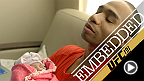 John Dodson gets bonus when his pregnant girlfriend goes into labor. While he races home to Albuquerque, Demetrious Johnson, Frank Mir, Andrei Arlovski, Anthony Johnson, Jimi Manuwa, and Paige VanZant go about their fight business at the Red Rock Resort.