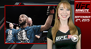 UFC Minute host Lisa Foiles takes a look at the Johnson vs. Dodson match-up this Saturday at UFC 191.