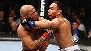 Watch as Demetrious Johnson and John Dodson each break down film of their first bout, and explain what they know about one another's skills. Their meet again this Saturday in Las Vegas at UFC 191 on Pay-Per-View.