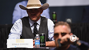Check out all the fun highlights and exchanges between the superstars like Conor McGregor, Jose Aldo, Cowboy Cerrone, Chad Mendes, Frankie Edgar, Ronda Rousey and more at the GO BIG press conference.