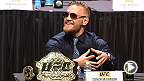 UFC interim featherweight champion Conor McGregor verbally jousted with multiple UFC superstars at the GO BIG press conference ahead of the UFC 191 weigh-ins on Friday. Check out all his best lines in these highlights.