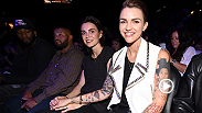 Ruby Rose, star of the Netflix series Orange is the New Black, spoke with UFC correspondent Megan Olivi backstage at UFC 191 in Las Vegas at the MGM Grand Garden Arena. Rose talks about how Ronda Rousey made her a UFC fan.