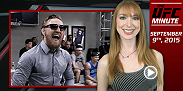 UFC Minute host Lisa Foiles gets you ready for the new season of The Ultimate Fighter: Team McGregor vs. Team Faber which premieres tonight on FOX Sports 1.