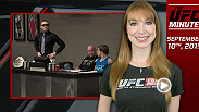 UFC Minute host Lisa Foiles gives you a quick recap from Episode 1 of The Ultimate Fighter: Team McGregor vs. Team Faber.