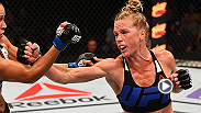 UFC Minute host Lisa Foiles details Holly Holm's reaction to fighting Ronda Rousey in Australia at UFC 193. Holm makes an appearance as well to talk about the big matchup.