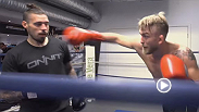 Going into one of the biggest fights in his career, Dan Hardy travels to Stockholm, Sweden to talk training with Alexander 'The Mauler' Gustafsson as he prepares to fight Daniel 'DC' Cormier for the World Light Heavyweight Championship.
