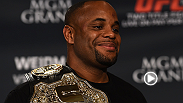 UFC light heavyweight champion Daniel Cormier has suffered losses, setbacks and tragedy in his life, but it has yet to make him quit. His resolve has brought him to the top of his sport and he'll defend his title against Alexander Gustafsson at UFC 192.