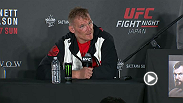 Watch the UFC Fight Night: Barnett vs. Nelson Post-fight Press Conference.