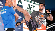 Former Strikeforce light heavyweight champion Gegard Mousasi knows he can beat anyone at 185 pounds and has refocused since his setbacks against Lyoto Machida and Jacare Souza. Now he has his sights on Uriah Hall in the co-main event in Japan.