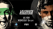 Urijah Faber and Team USA took 1-0 advantage on ep. 2 of The Ultimate Fighter: Team McGregor vs. Team Faber. Now Conor McGregor's Team Europe is looking to pull even. Don't miss ep. 3 live on FOX Sports 1 Wednesday at 10pm/7pm ETPT.