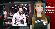 UFC Minute host Lisa Foiles offers a preview of Episode 3 of The Ultimate Fighter - Team McGregor vs. Team Faber.