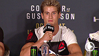 Watch the UFC 192: Cormier vs. Gustafsson Post-fight Press Conference.