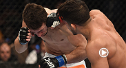 Watch Sergio Pettis turn in a fight-of-the-night performance in a unanimous decision victory against Matt Hobar at UFC 181. Pettis returns to action Oct. 3 against Chris Cariaso at UFC 192.