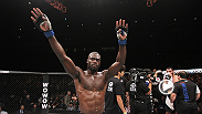 Hear from one of the stars of Fight Night Japan, Uriah Hall, talk about his amazing performance against Gegard Mousasi. Hall hit an unbelievable spinning back kick and then capitalized en route to a TKO finish.