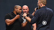 UFC commentator Joe Rogan breaks down the main event matchup between Daniel Cormier and Alexander Gustafsson for the light heavyweight championship at UFC 192. Don't miss the event live from Houston, Tx. on Oct. 3 at 10pm/7pm ETPT on PPV.