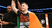 On October 24 Joe Duffy headlines the main event of UFC Fight Night: Dublin against Dustin Poirier. Re-watch when Duffy knocked out Jake Lindsey in his UFC debut at UFC 185.