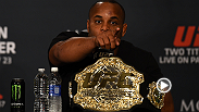 Only recently has Daniel Cormier earned the UFC light heavyweight champion. But he's still the same DC. Order FIGHT PASS to watch the full video.