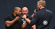 Watch an extended preview of UFC 192: Cormier vs. Gustafsson on the eve of their light heavyweight title fight.