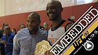 UFC 192 Embedded: Serie di Vlog - Episodio 4