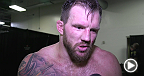 UFC 192: Ryan Bader Backstage Interview