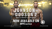 Is UFC flyweight champion Demetrious Johnson the best fighter in the world? Decide for yourself and relive Johnson's latest victory at UFC 191. Now available on UFC FIGHT PASS.