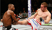 In just his second ever UFC victory, Piotr Hallmann submitted Yves Edwards via rear-naked choke at UFC Fight Night: Henderson vs. Khabilov.